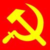 साम्यवादाचे चिन्ह- कोयता व हातोडा